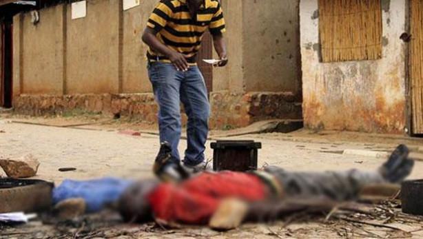 Burundi'de '3. dönem' dehşeti
