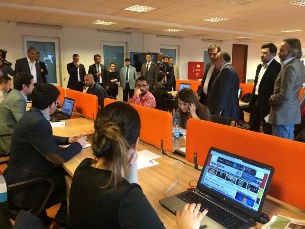 İşte, Ak Parti'nin Digital Ofisi
