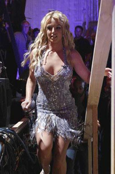 MTV ödüllerinde Britney Spears fırtınası