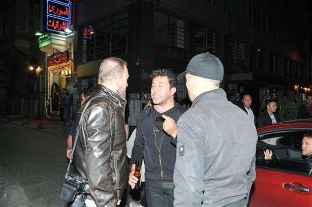 Emre Kınay: 'Ben emir verince çekeceksiniz!'