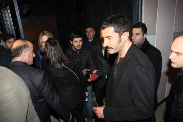 Kenan İmirzalıoğlu Kübra Küçük hakkındaki soruları yanıtsız bıraktı