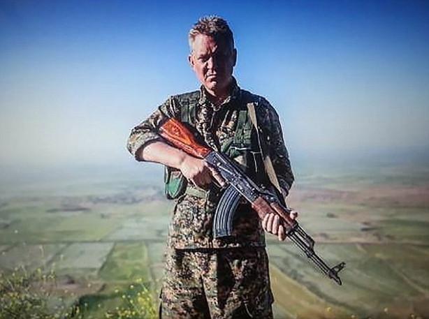 İngiliz aktör YPG saflarında savaşmaya gitti