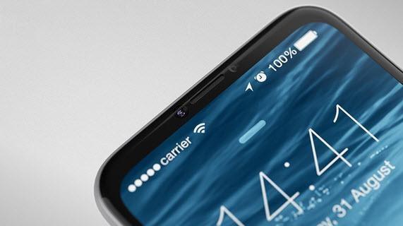 iPhone 7'nin konsept görüntüleri