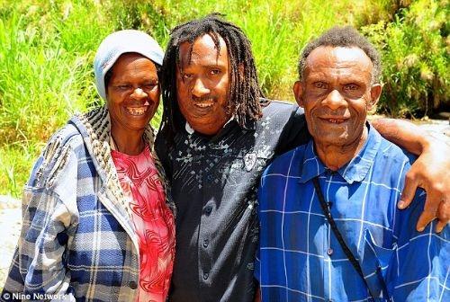 22 yıl sonra ailesine kavuştu