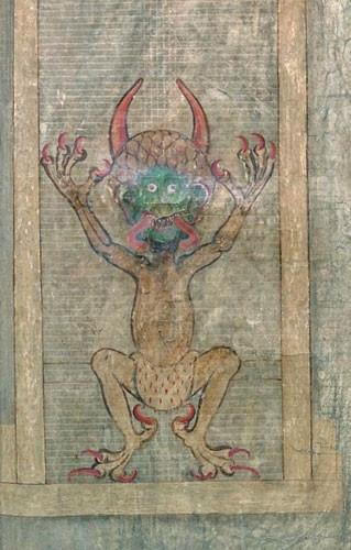 Şeytanın kitabına kimse yaklaştırılmıyor
