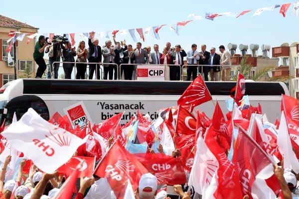 Kılıçdaroğlu Mersin'de