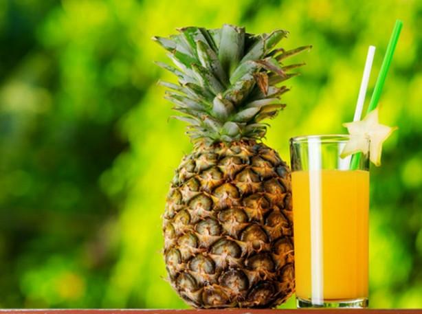 Sabahları 1 bardak ananas suyunun 9 faydası