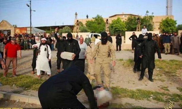 IŞİD vahşeti devam ediyor