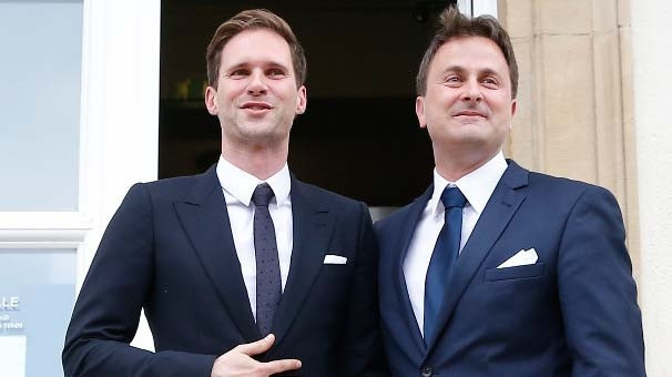 Eşcinsel evlilik yapan ilk AB lideri