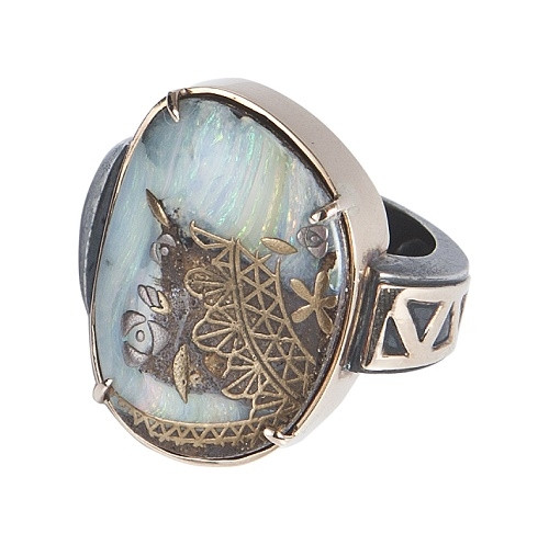 Dilara Karabay'dan sanatsal mücevherler