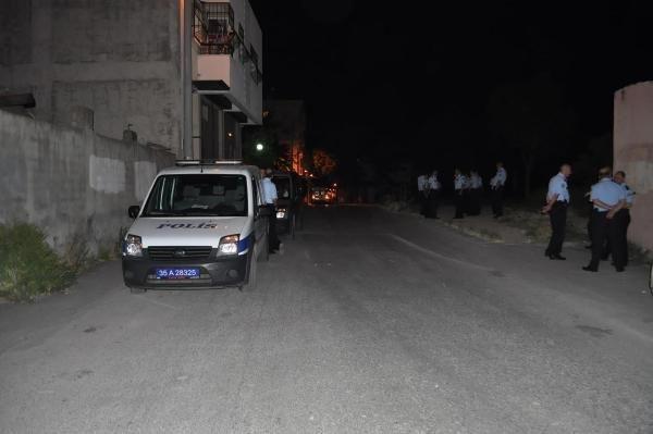 İzmir'de iki aile arasında kız kaçırma kavgası: 18 yaralı