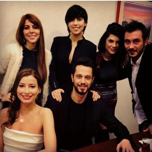 Murat Boz ile Müjde Uzman aşk mı yaşıyor ?