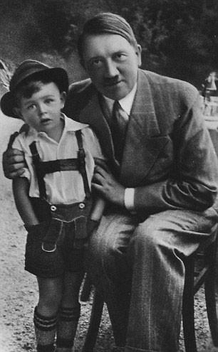 Hitler'in korkunç yüzü