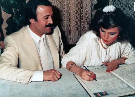 Selami Şahin 30 yıllık eşiyle nikah tazeliyor