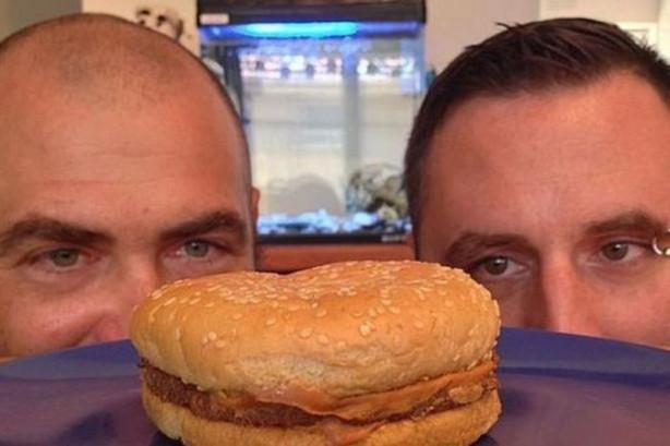 Bu hamburgerlerde ne var?