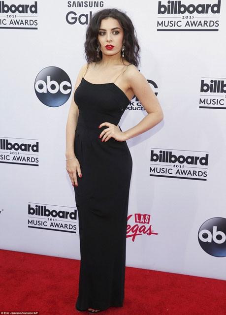 Billboard Müzik Ödülleri Kırmızı Halı