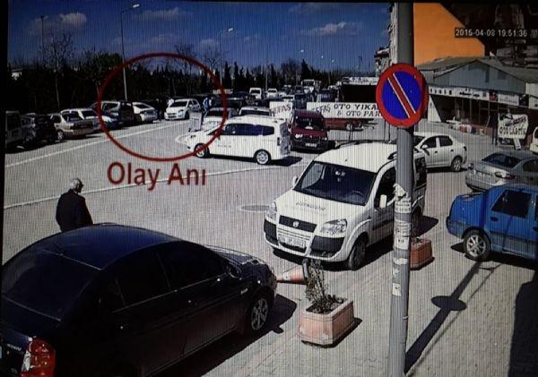 Güvenlik kamera kayıtları gerçeği ortaya çıkardı!