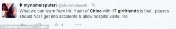 17 kadını idare eden Çinli göz altına alındı