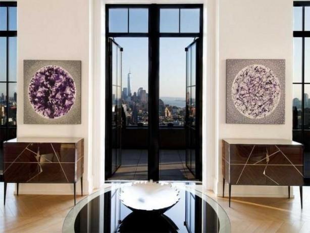Manhattan'daki rüya ev yeniden satışa çıktı