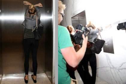 Paparazziler Sienna Millerı hasta etti