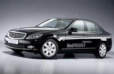 Mercedesin son modeli C250
