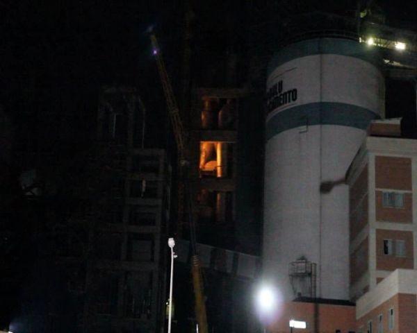 Çimento fabrikasında patlama!... 3 ölü, 2 yaralı!