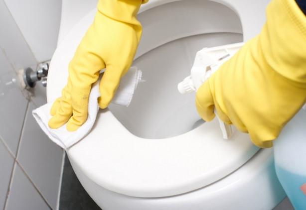 Klozet temizlemenin en pratik 10 yolu
