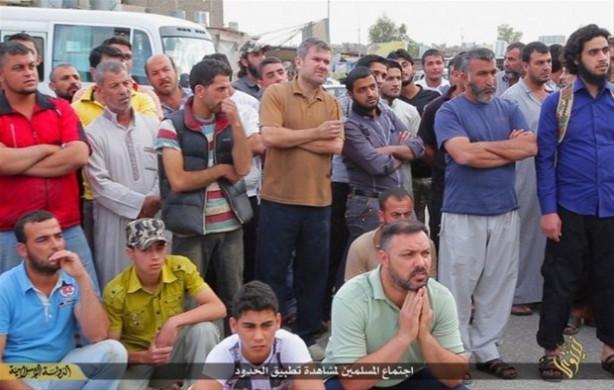 IŞİD'den yine katliam !