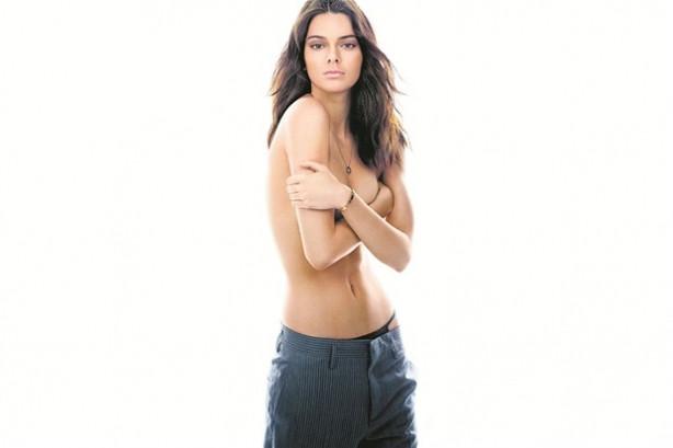 Kendall Jenner 6 yakın koruma istedi !