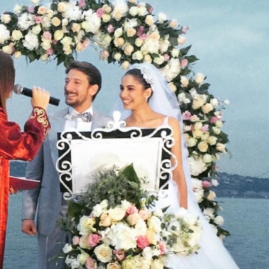 Engin Hepileri Beyza Şekerci evlendi