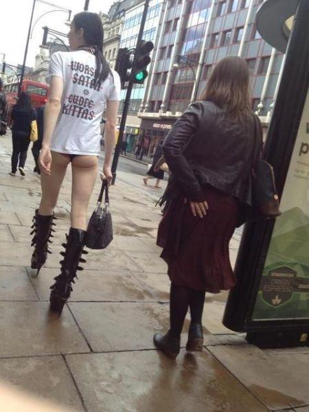 Sokağın tuhaf insanları