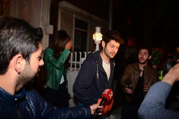 Amine Gülşe ile Serhat Teoman aşkının ilk fotoğrafı