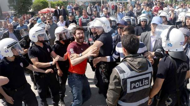HDP mitingi öncesi ve sonrası tehlikeli gerginlik!