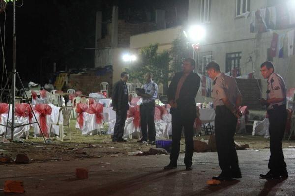 Düğün kana bulandı: 3 ölü, 6 yaralı