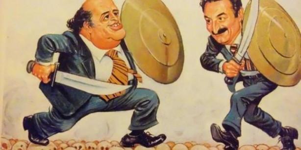 Bedri Koraman karikatürleri