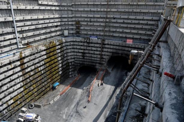 Avrasya Tüneli görüntülendi