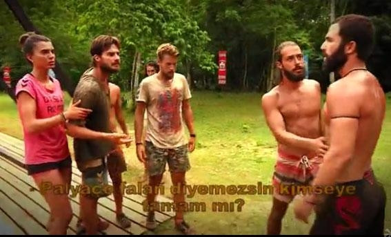 Survivor'da ortam geriliyor