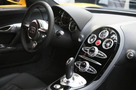 Bugatti Veyron Türkiyede