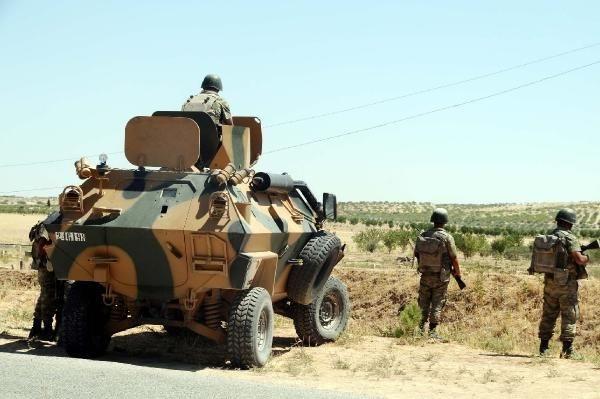 Asker tetikte..Sınırımızda korkunç çatışma..Hangi kapı kimin elinde…