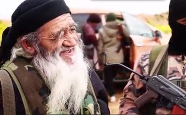 80 yaşında IŞİD'e katıldı