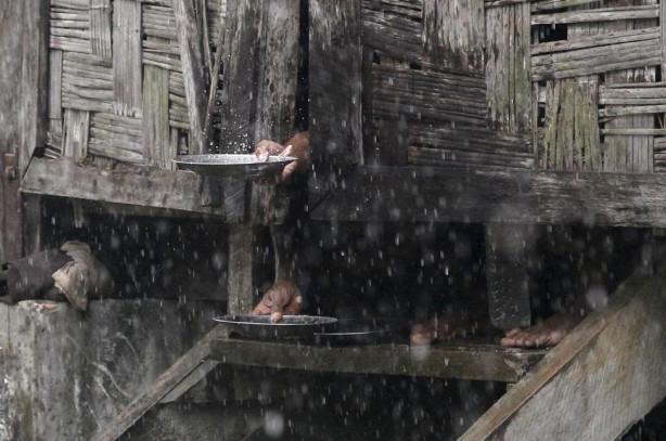 Yağmur suyuna muhtaçlar