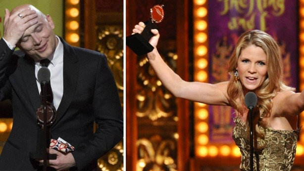 2015 Tony Ödülleri sahiplerini buldu