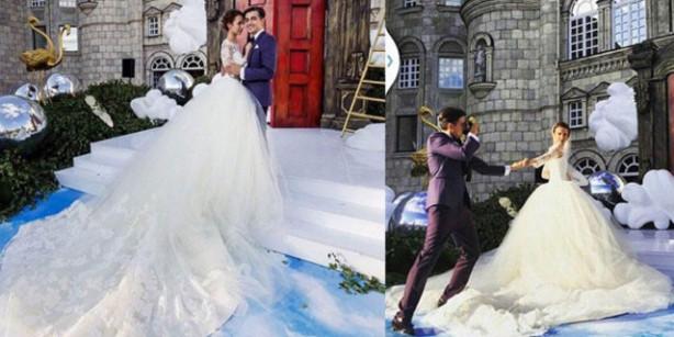 Murad Osman sonunda evlendi!