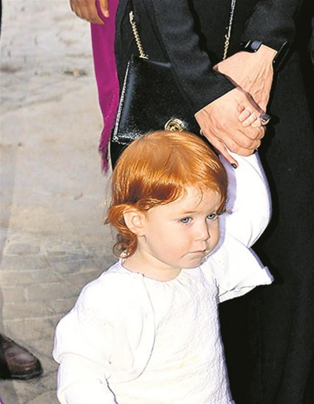 İşte Gökhan Özoğuz'un kızı