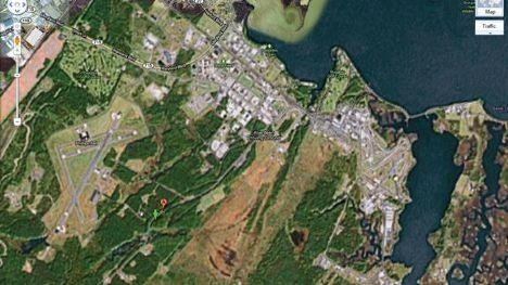 Google Earth'te sır oldular
