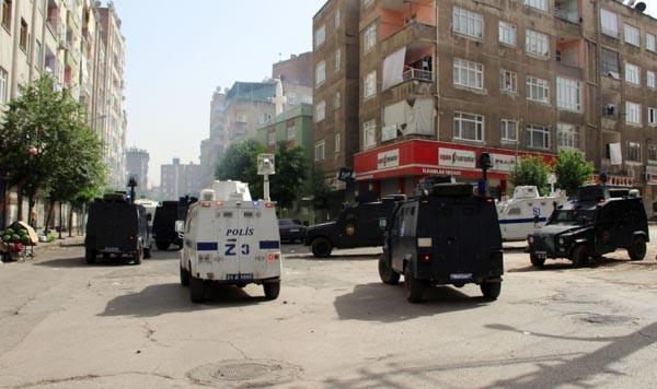Diyarbakır'da silahlı saldırı: 1 ölü var