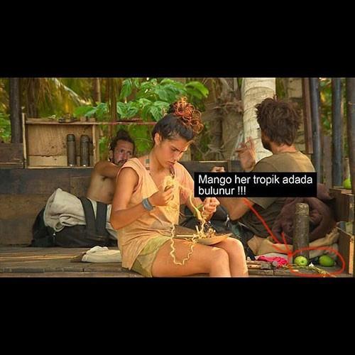 Acun Ilıcalı Survivor'da mango tartışmasına nokta koydu