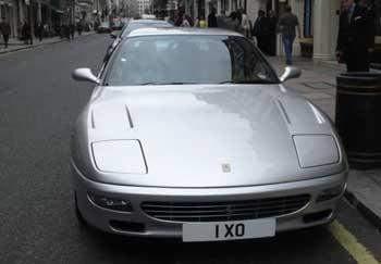 Bu Ferrari station kasa !