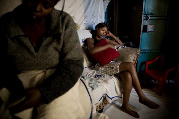 Erkeklerin cinsel istismara uğradığı ülke
