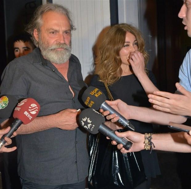 Haluk Bilginer: 'Senarist de yapımcı da değilim !'